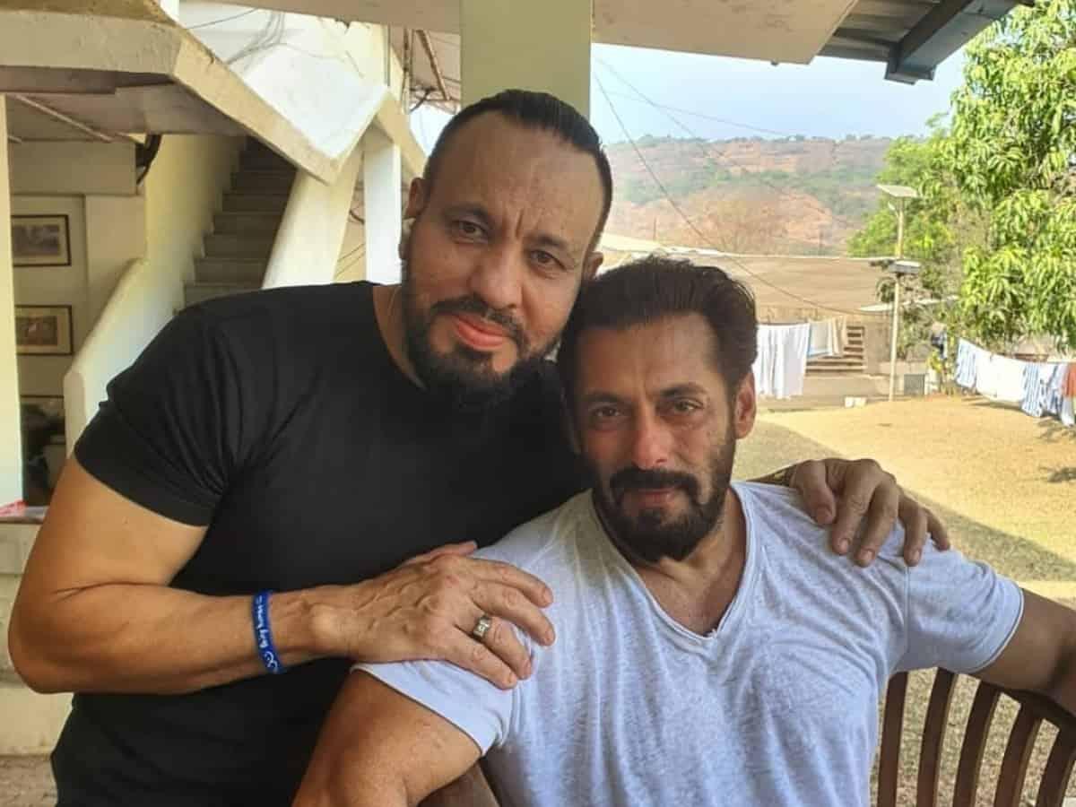 Salman Khan's bodyguard Shera's salary will blow your mind!