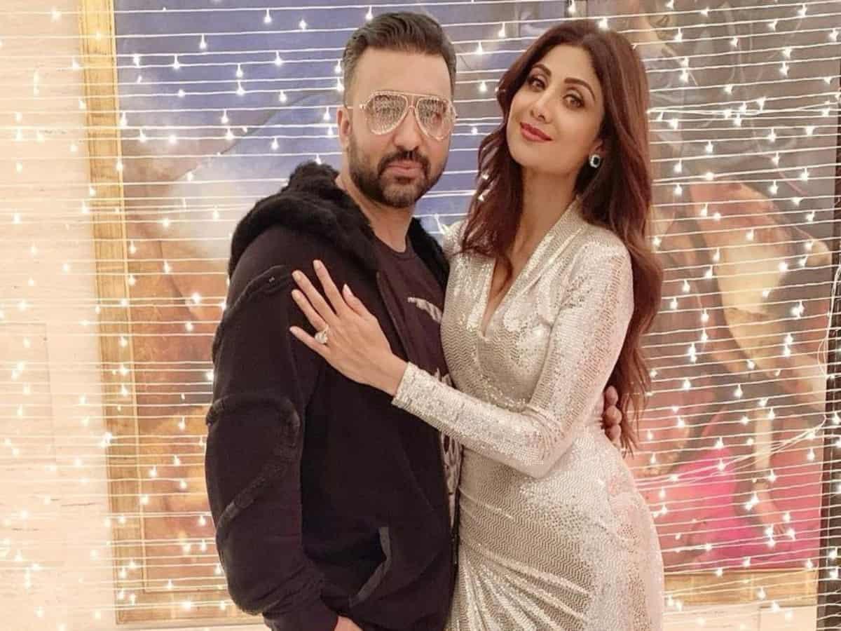 Shilpa Shetty's husband, children test positive for COVID-19
