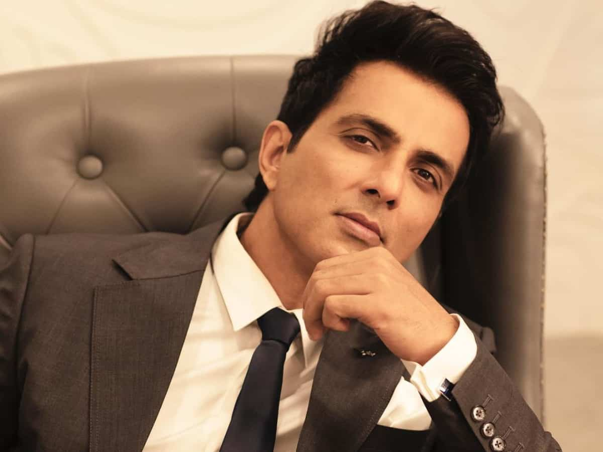Sonu Sood gets critically-ill COVID-19 patient airlifted to Hyderabad
