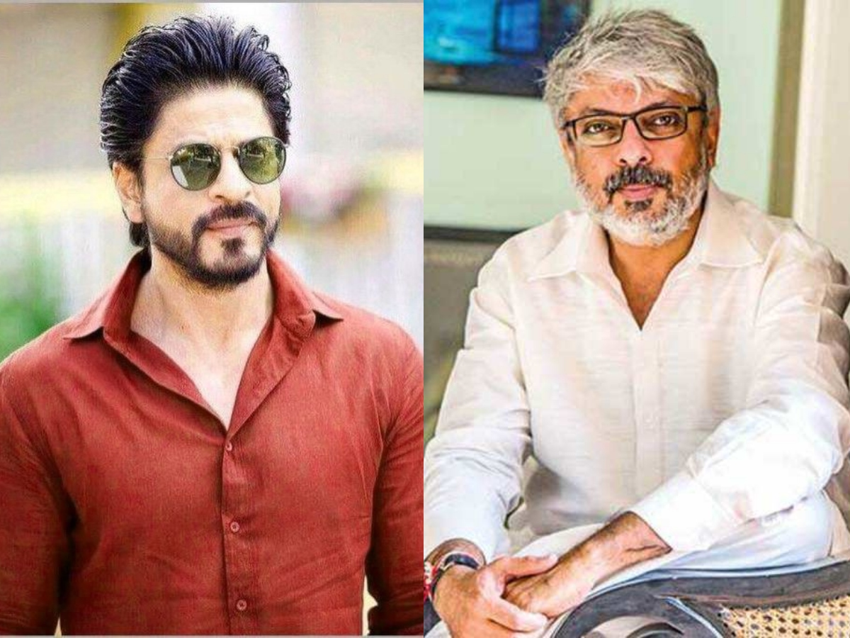 SRK, Sanjay Leela Bhansali's movie on cards after 20 years