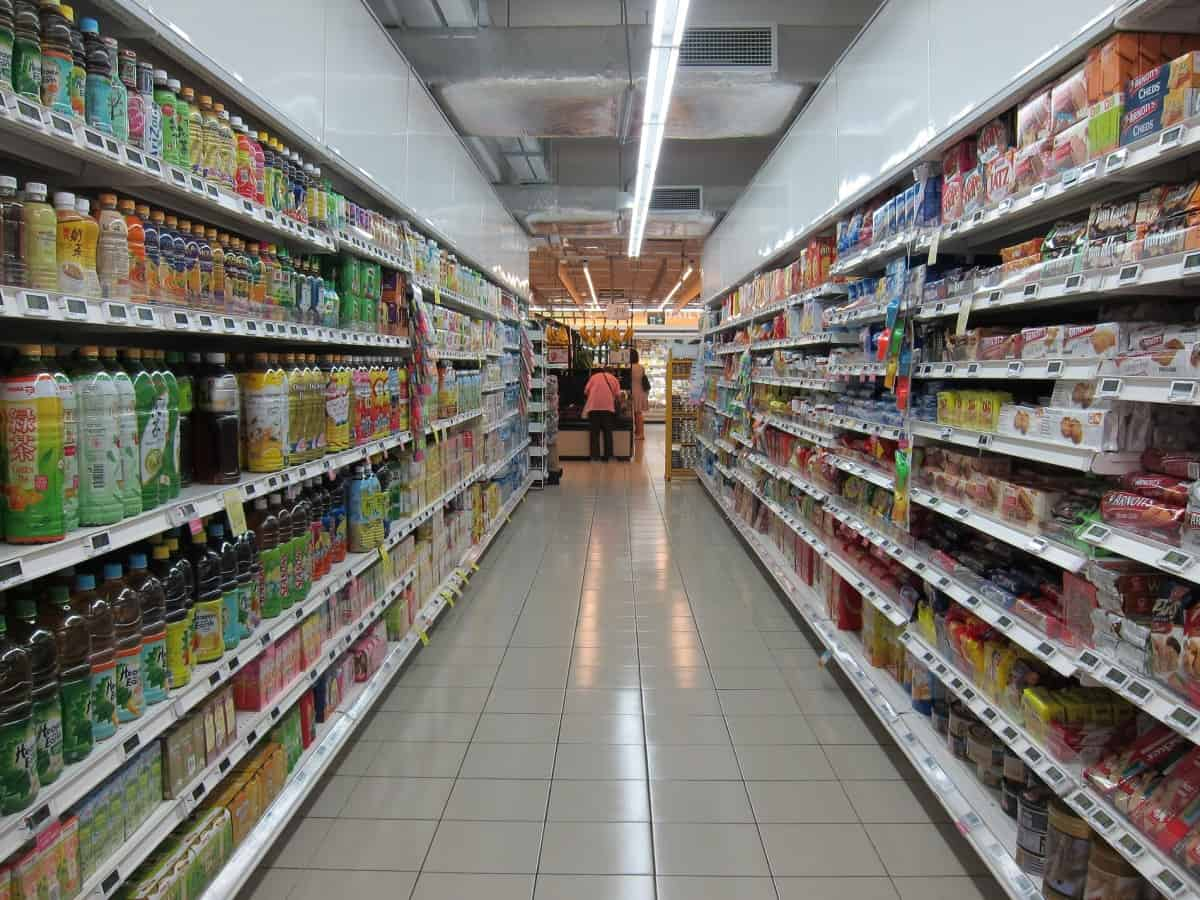 Raids conducted at supermarkets in Hyderabad