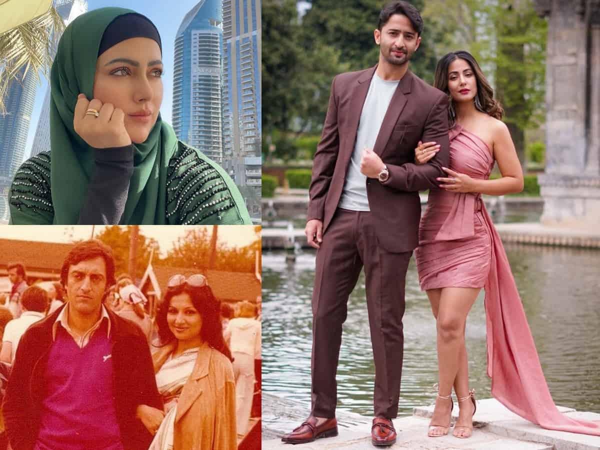 Trending photos: Sana Khan's Dubai diaries, Kiara Advani turns mermaid and more