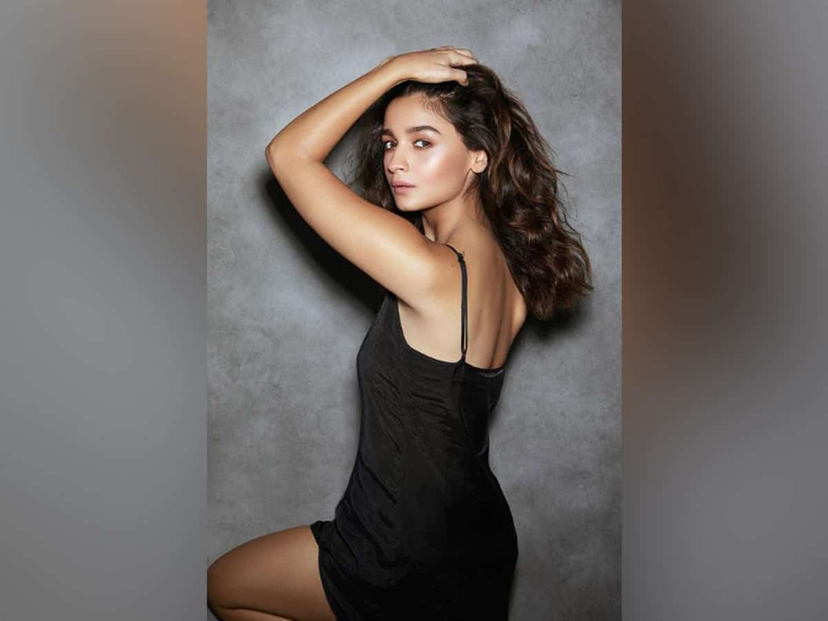 Alia Bhatt shares a glimpse of her 'date' for today