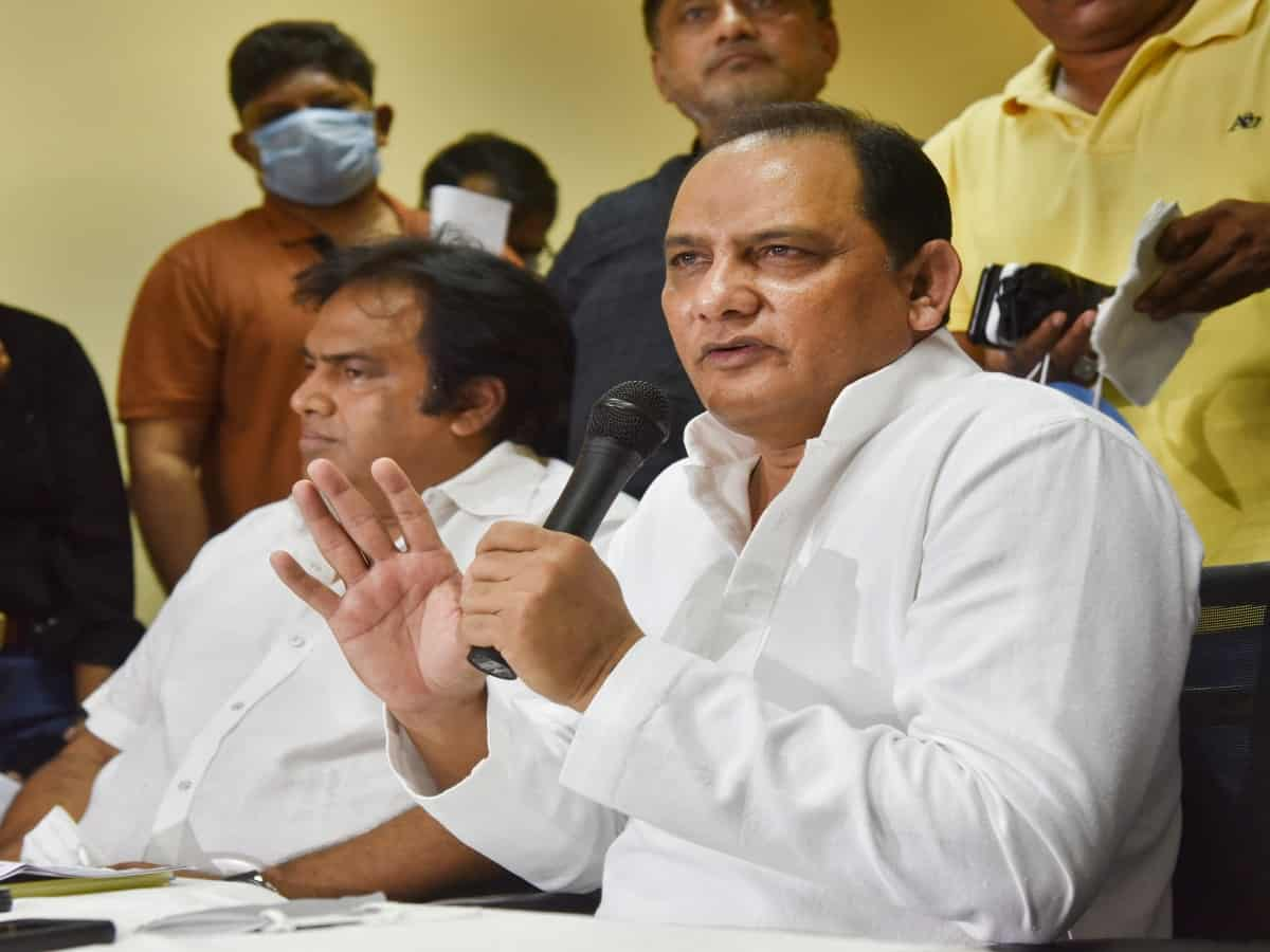 I'm an elected person, four-five people cannot remove me as HCA chief, says Azharuddin