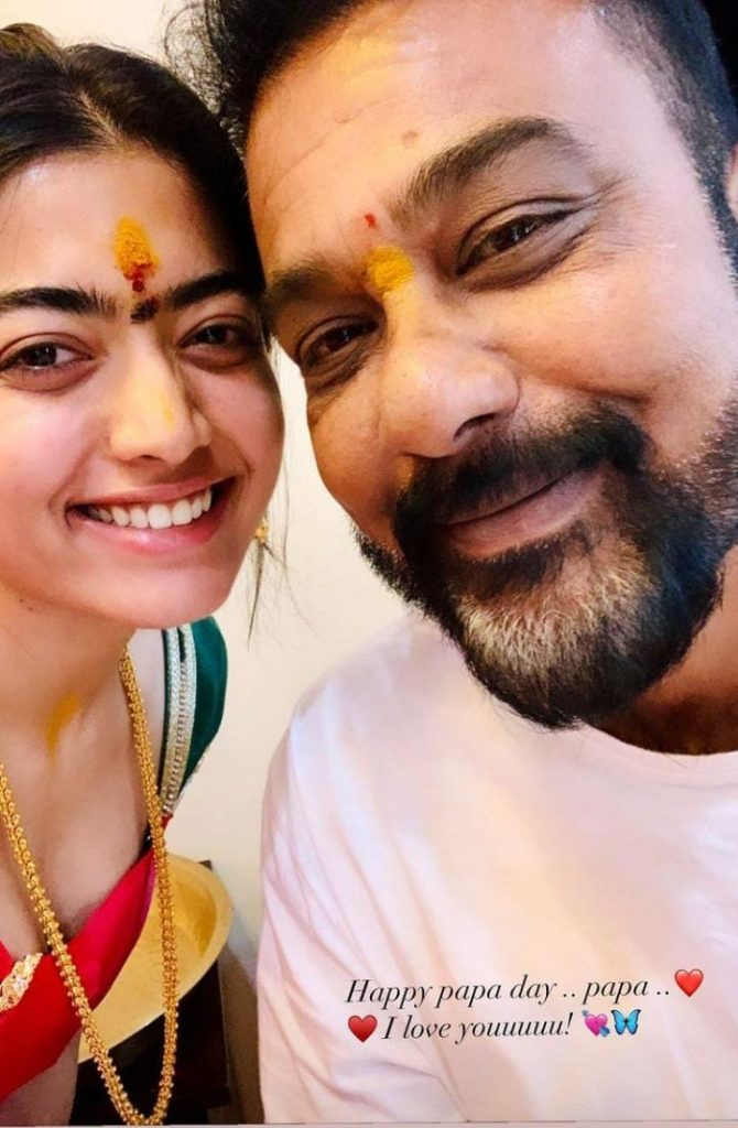 Tollywood stars pour love for their fathers on Father's Day