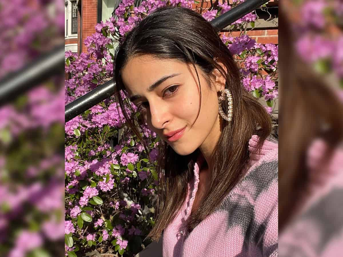 Ananya Panday leaves netizens in splits with her childhood picture