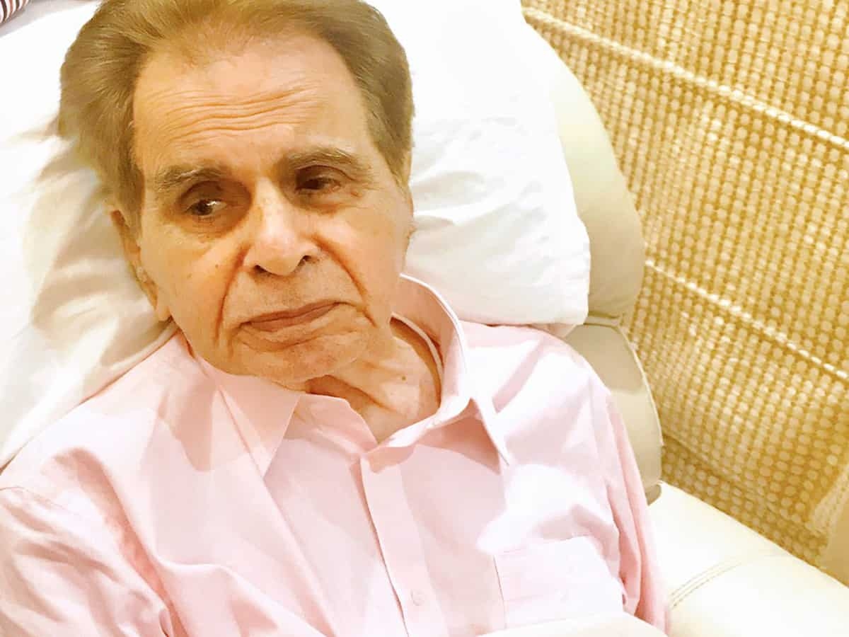 Dilip Kumar diagnosed with bilateral pleural effusion: Doctor