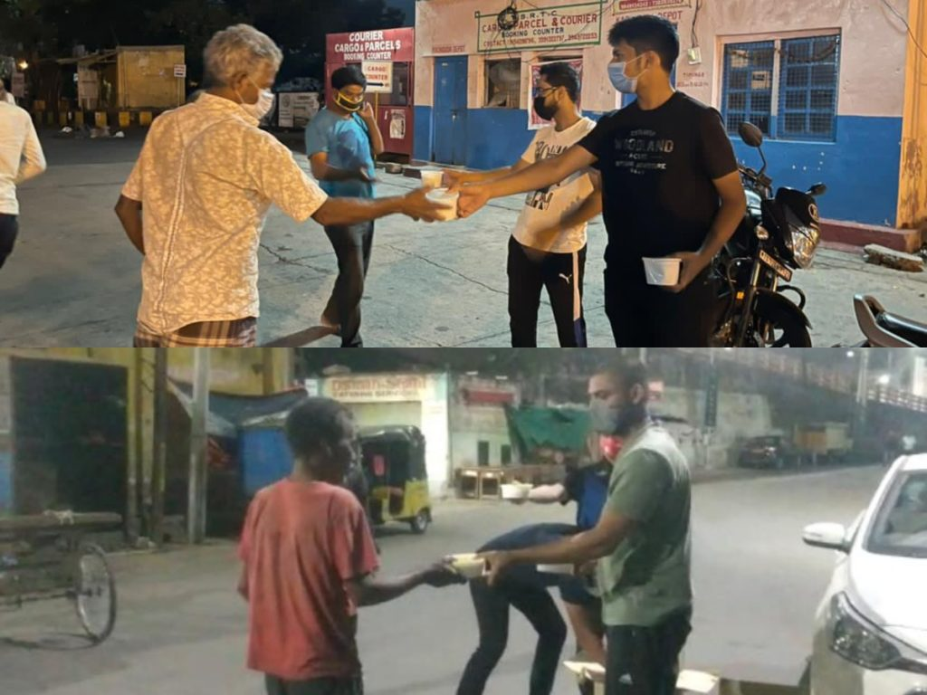 Helping Humans Hyderabad: Youth mobilise support for COVID-19 victims