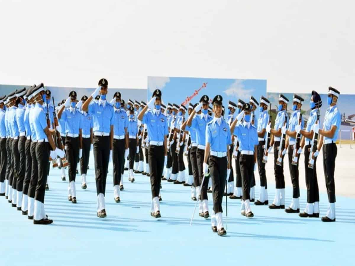 Combined Graduation Parade of IAF to be held on June 19 sans parents of flight cadets
