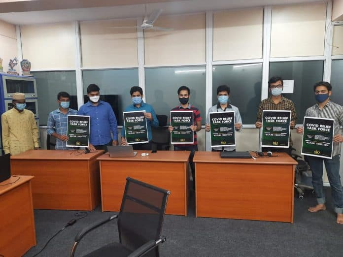 Hyderabad rises to Covid crises; many organisations come forward to help the needy