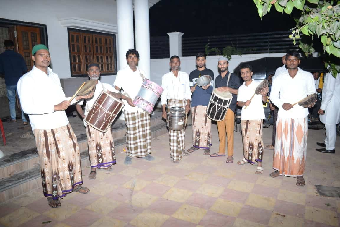 Hyderabad: Marfa bands struggle to survive owing due to lockdown