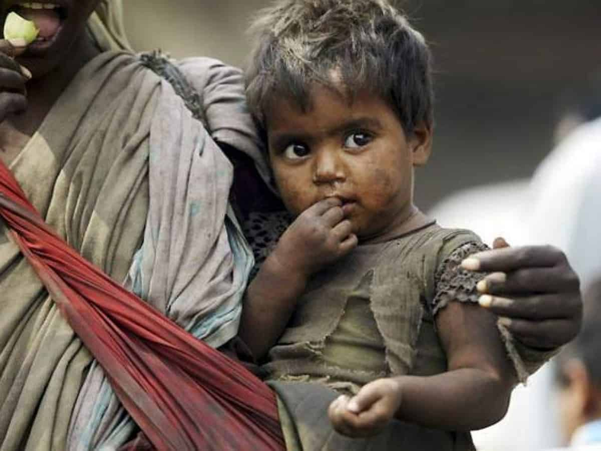 Hyderabad: 22 children forced into begging, rescued