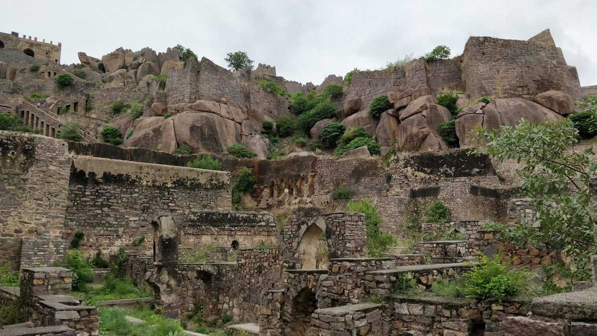 Hyderabad: Golconda fort, Charminar not to reopen from tomorrow