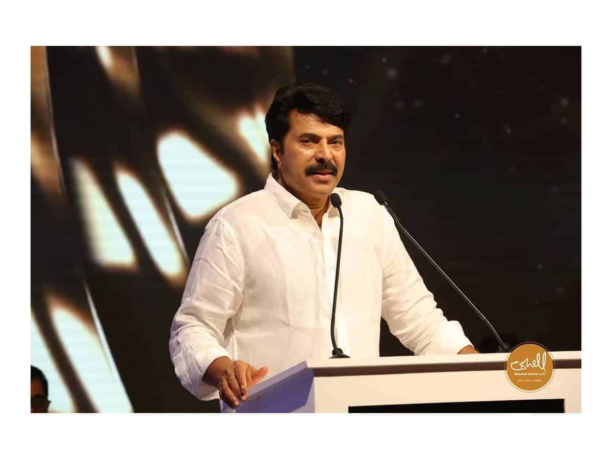 Mammootty urges people to donate working, used devices for school kids