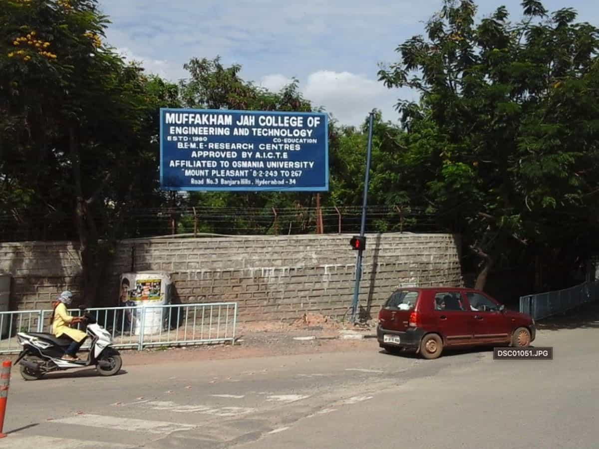 Muffakham Jah College denies any violation of staff salaries
