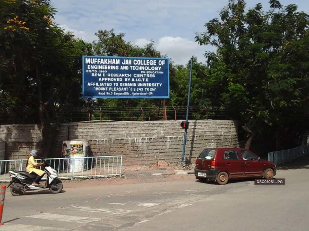 Hyderabad: Muffakam Jah College staff write to KCR over salary dues