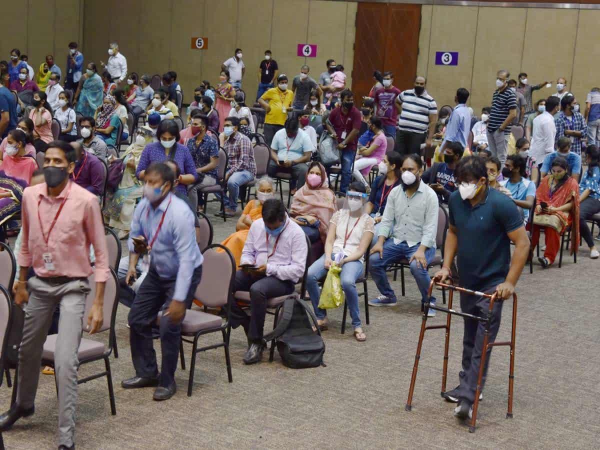 Hyderabad: Biggest vaccination drive at Hitex tomorrow