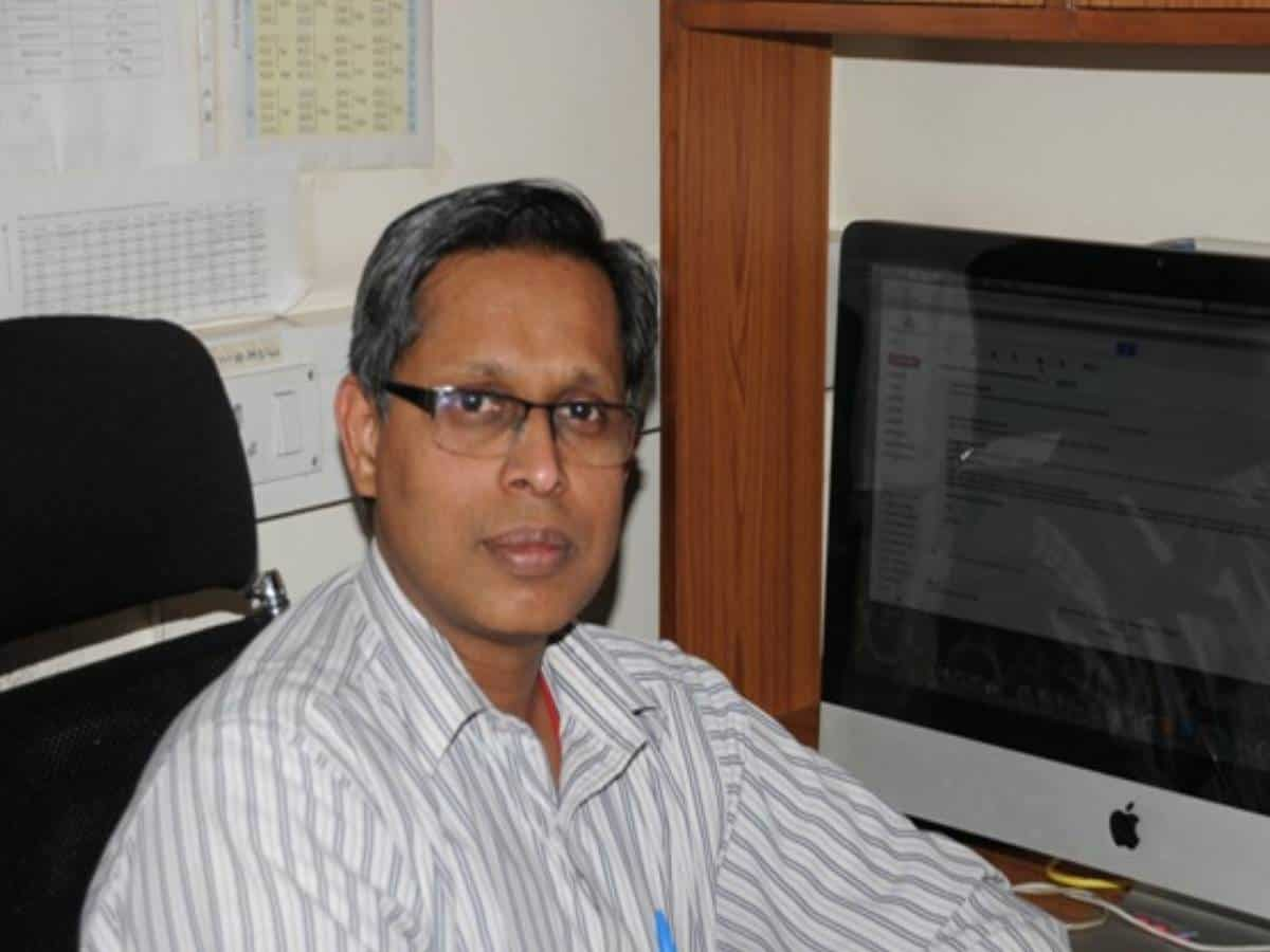 Hyderabad: Dr Vinay Nandicoori appointed as director of CCMB