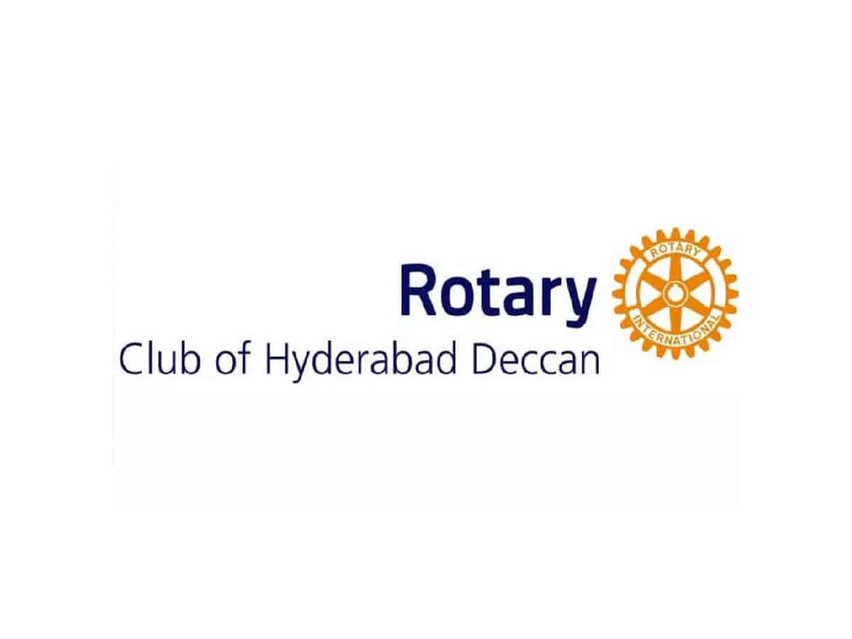 Hyderabad: Rotary club to present awards to NGOs providing COVID relief