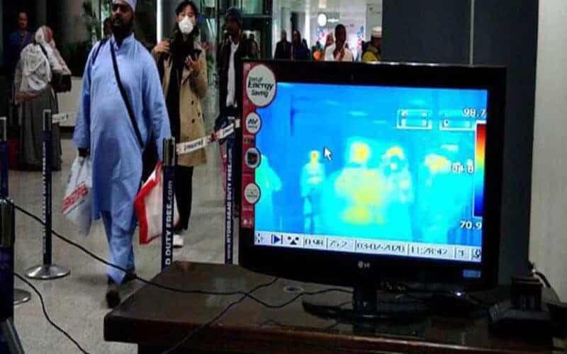 Zambian smuggling 8 kg heroin held at Hyderabad airport