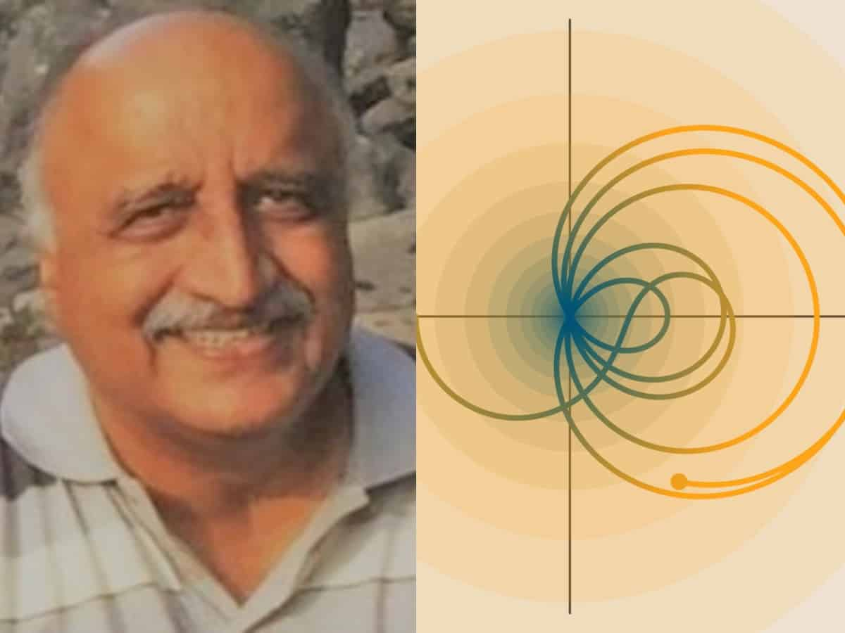 Hyderabad physicist solves mathematical problem unsolved for 161 years