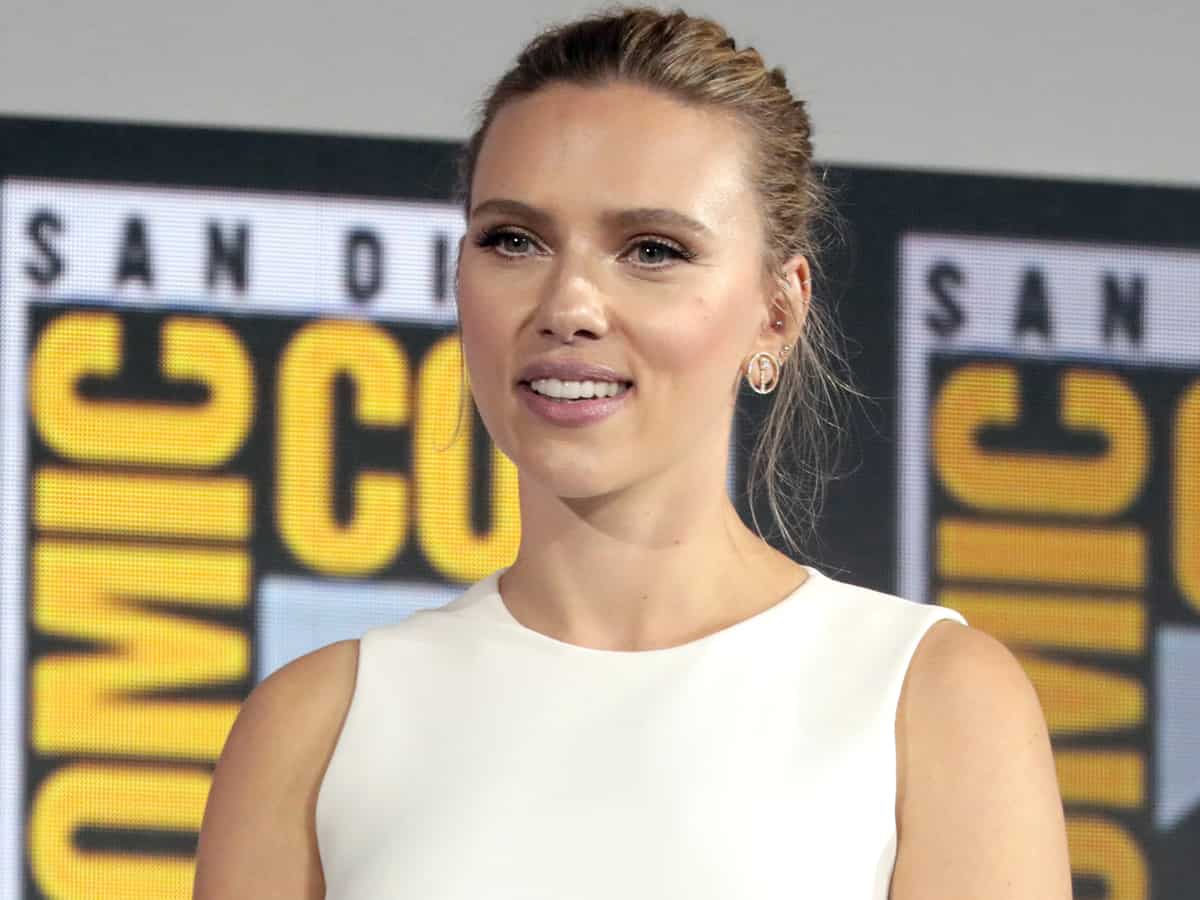 Scarlett Johansson collaborates with Disney for 'Tower of Terror'