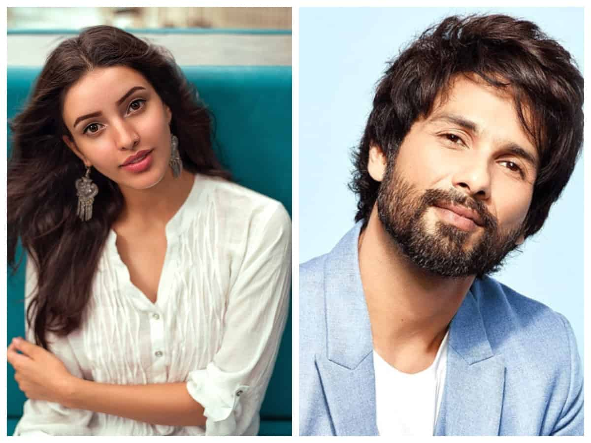 Tripti Dimri to act opposite Shahid Kapoor in Sujoy Ghosh's project