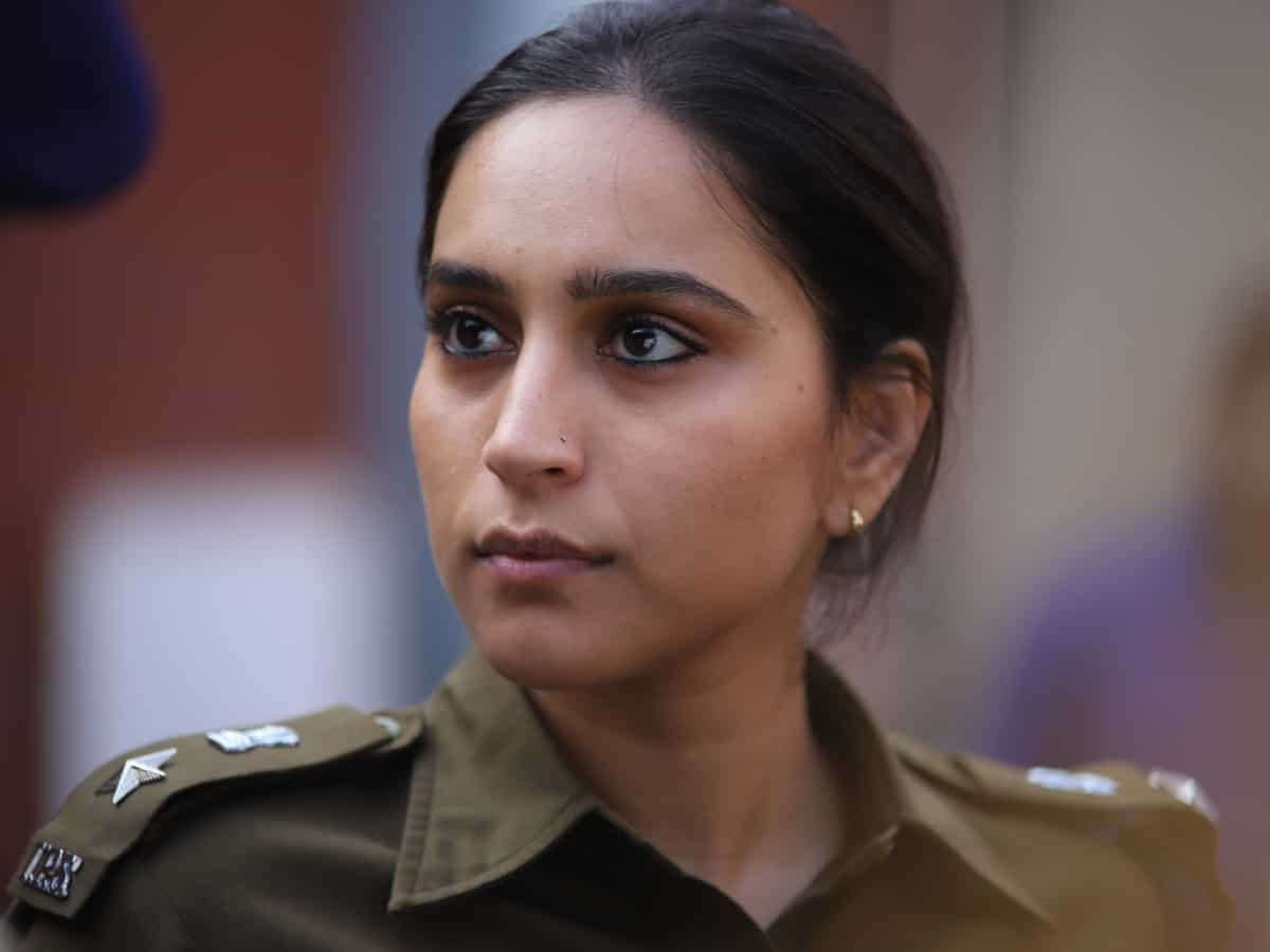 Grahan: Actress Zoya Hussain opens up on her IPS officer role in the web series