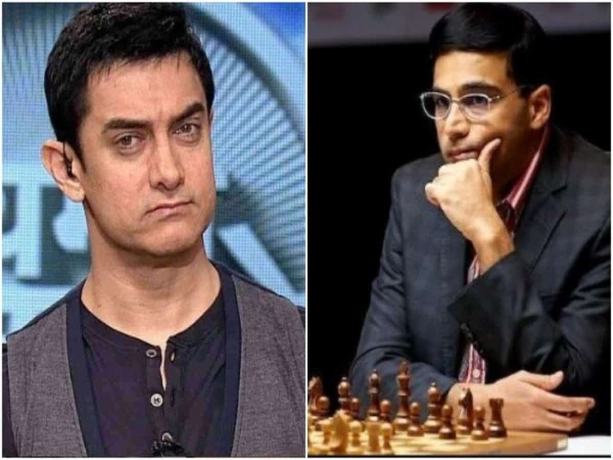 Will be 'honoured' to play Vishwanathan Anand in his biopic : Aamir Khan