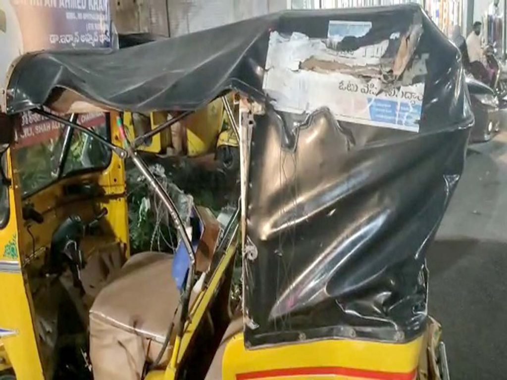 Hyderabad: Hit and run case leaves 1 dead, 5 injured in old city