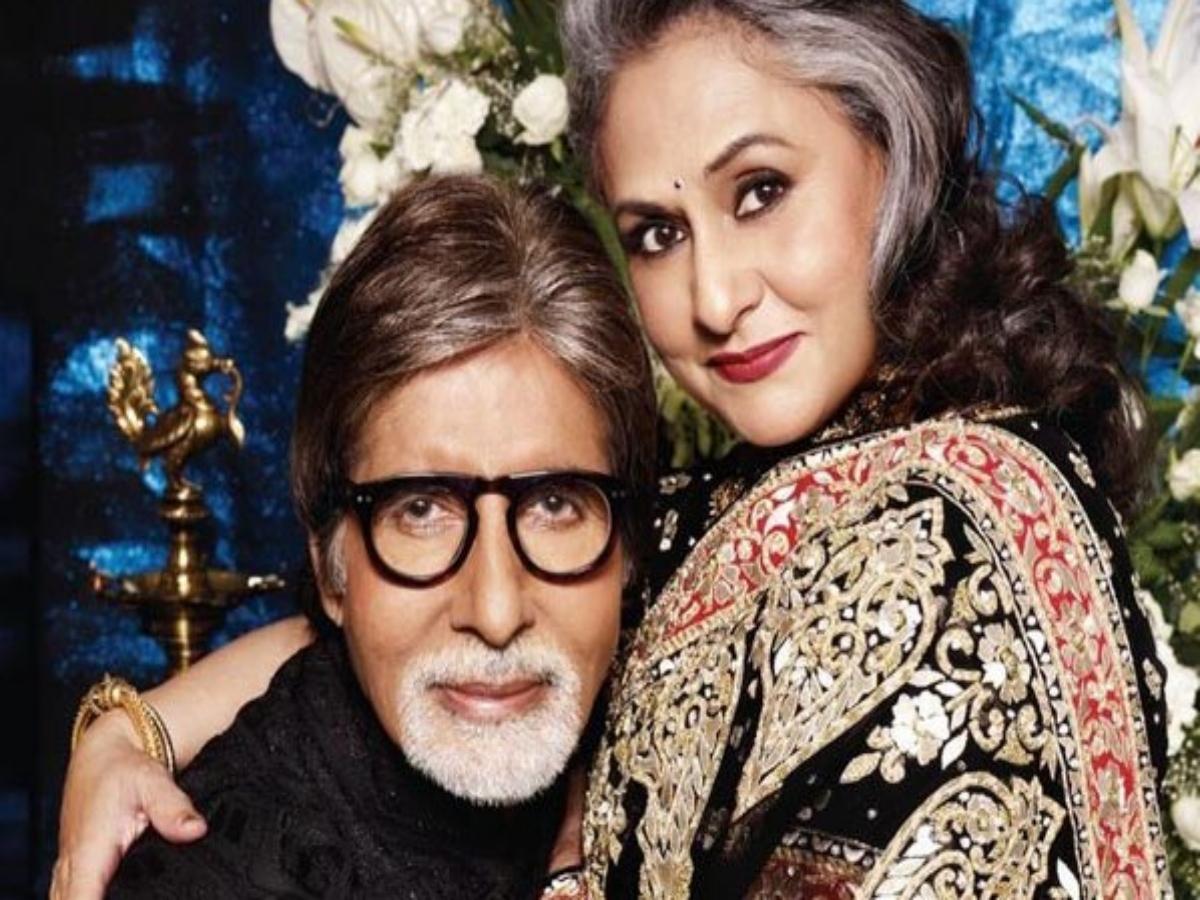 In pics: Amitabh Bachchan wishes Jaya on 48th wedding anniversary