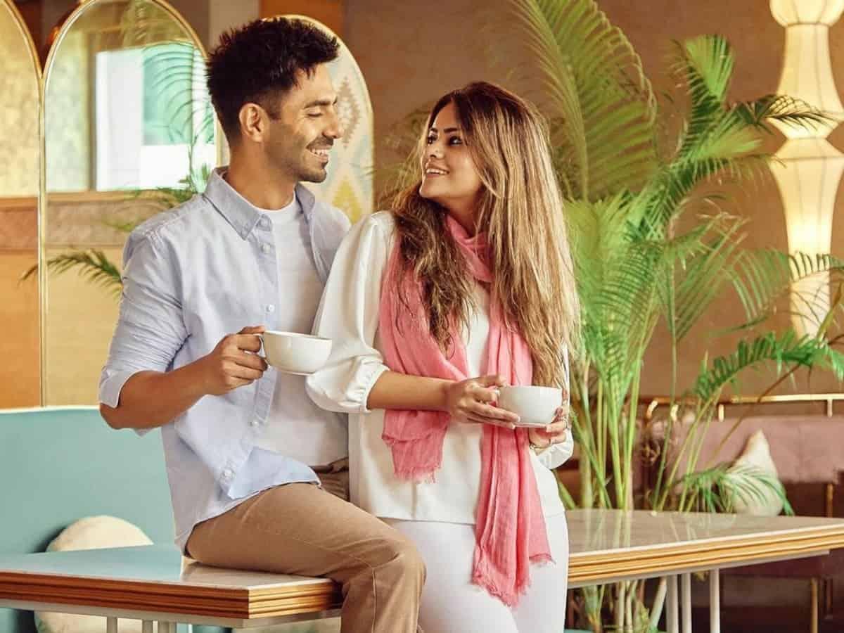 Aparshakti Khurana announces wife's pregnancy with ROFL caption