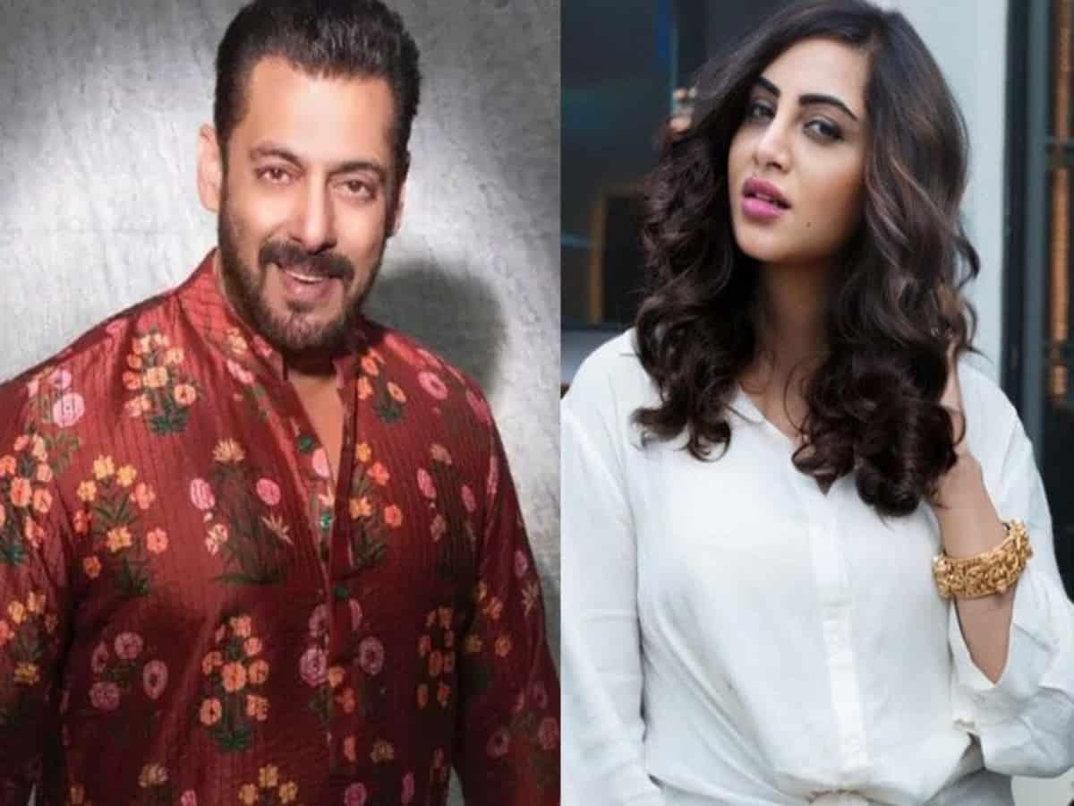 Arshi Khan seeks Salman Khan's help to find a groom on 'Swayamvar'