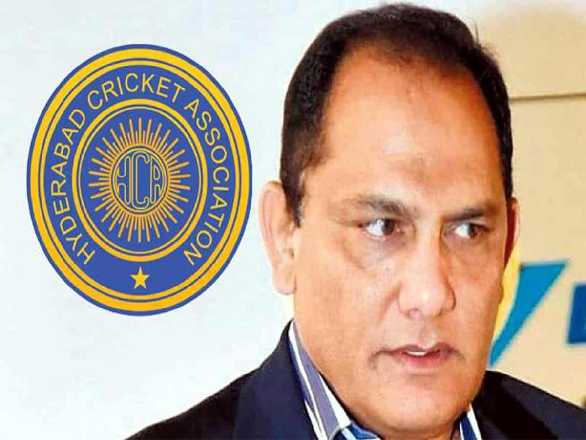 Azharuddin removed as president of Hyderabad Cricket Association