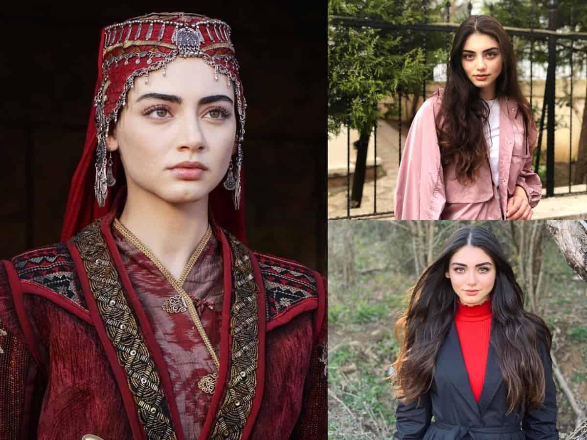 Kurulus: Osman's Ozge Torer aka Bala Hatun's pics are mesmerising!