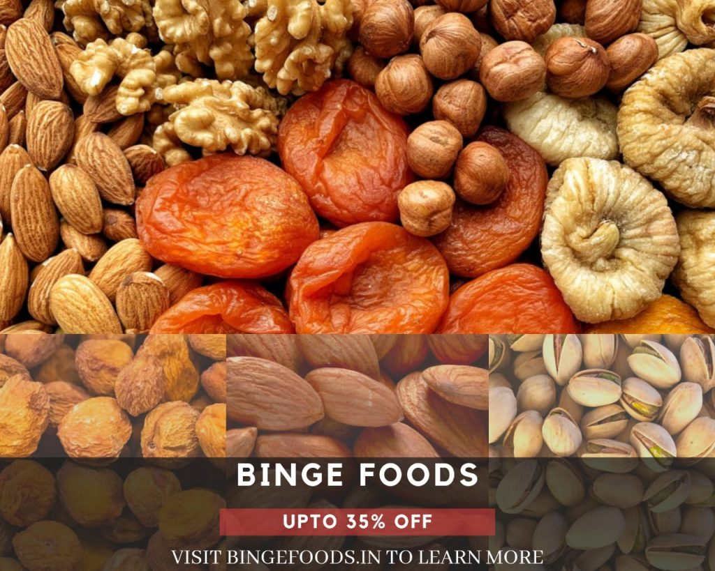 How online stores making dry fruits affordable than ever before