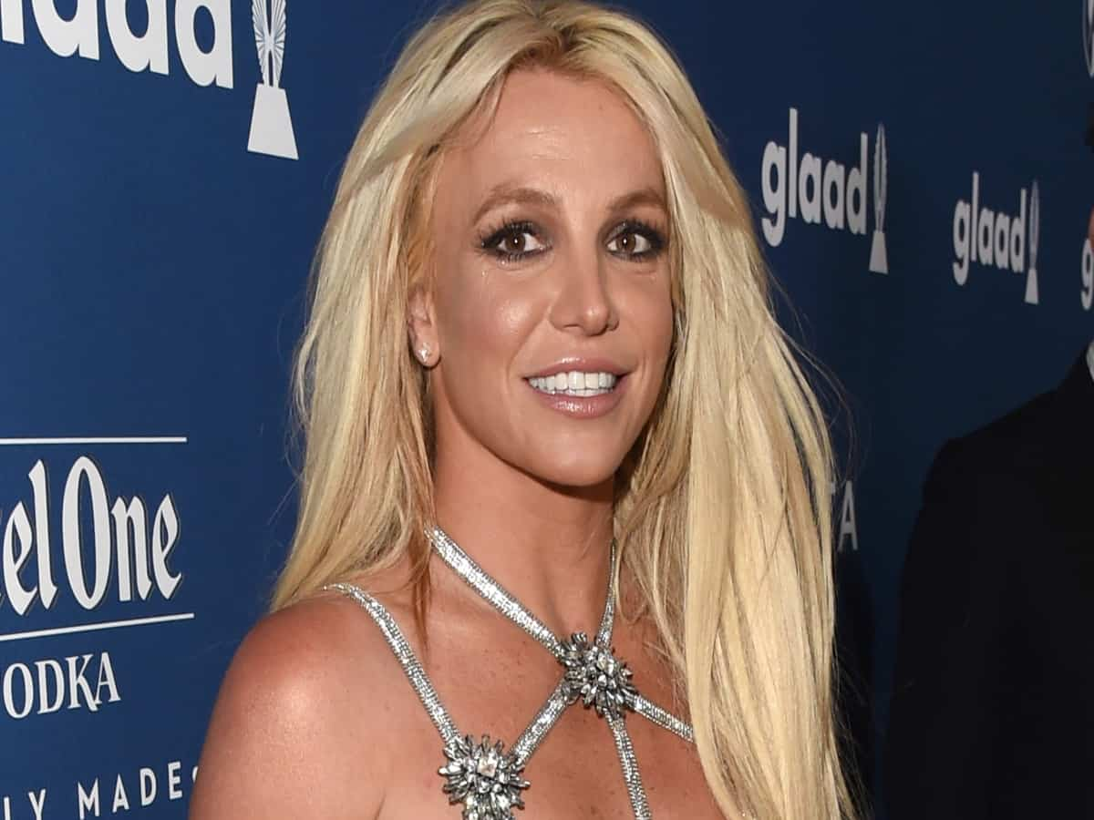 Britney Spears breaks silence after conservatorship hearing