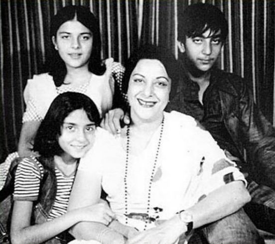 Sanjay Dutt remembers mother Nargis on her birth anniversary, shares pictures
