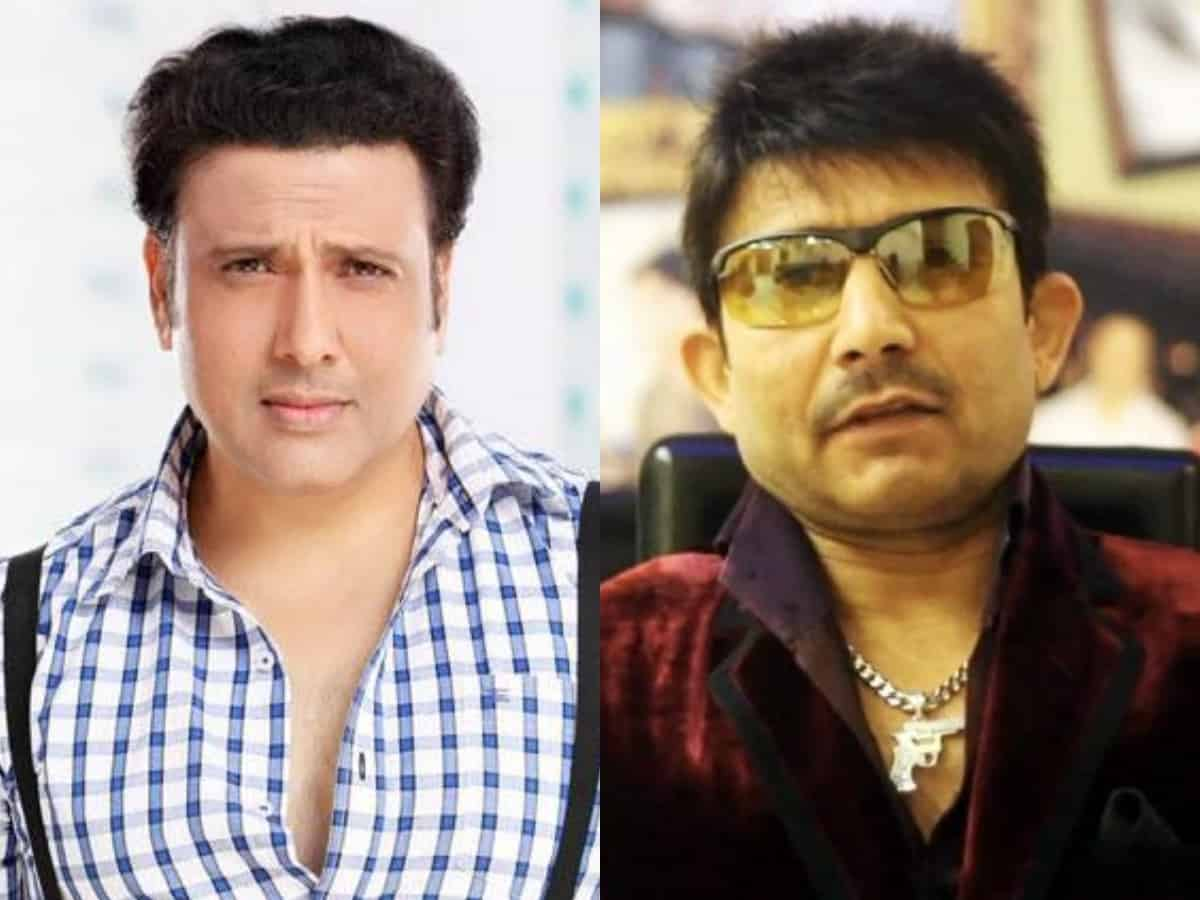 Govinda clarifies after KRK thanks him for 'support' in tussle with Salman Khan