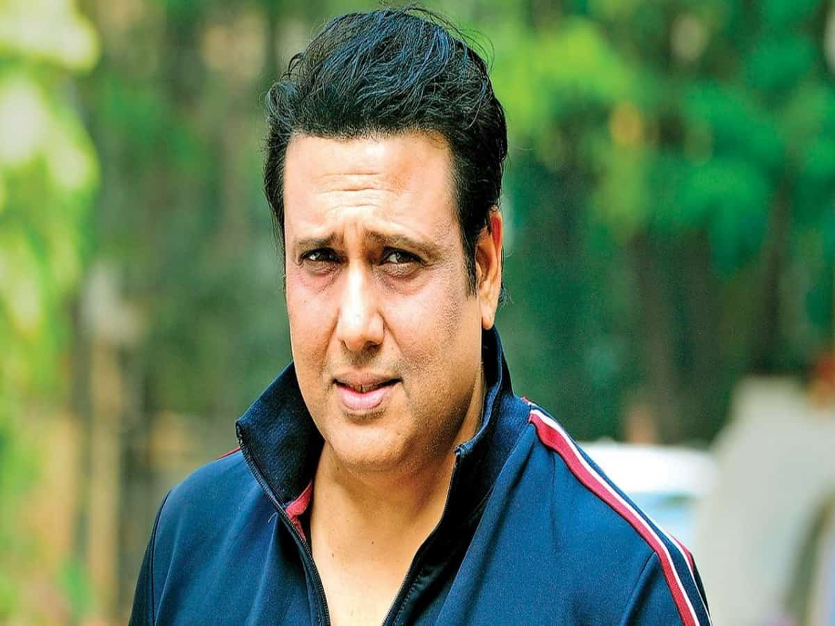 Govinda reunites with his crush on Super Dancer after 20 years [Video]
