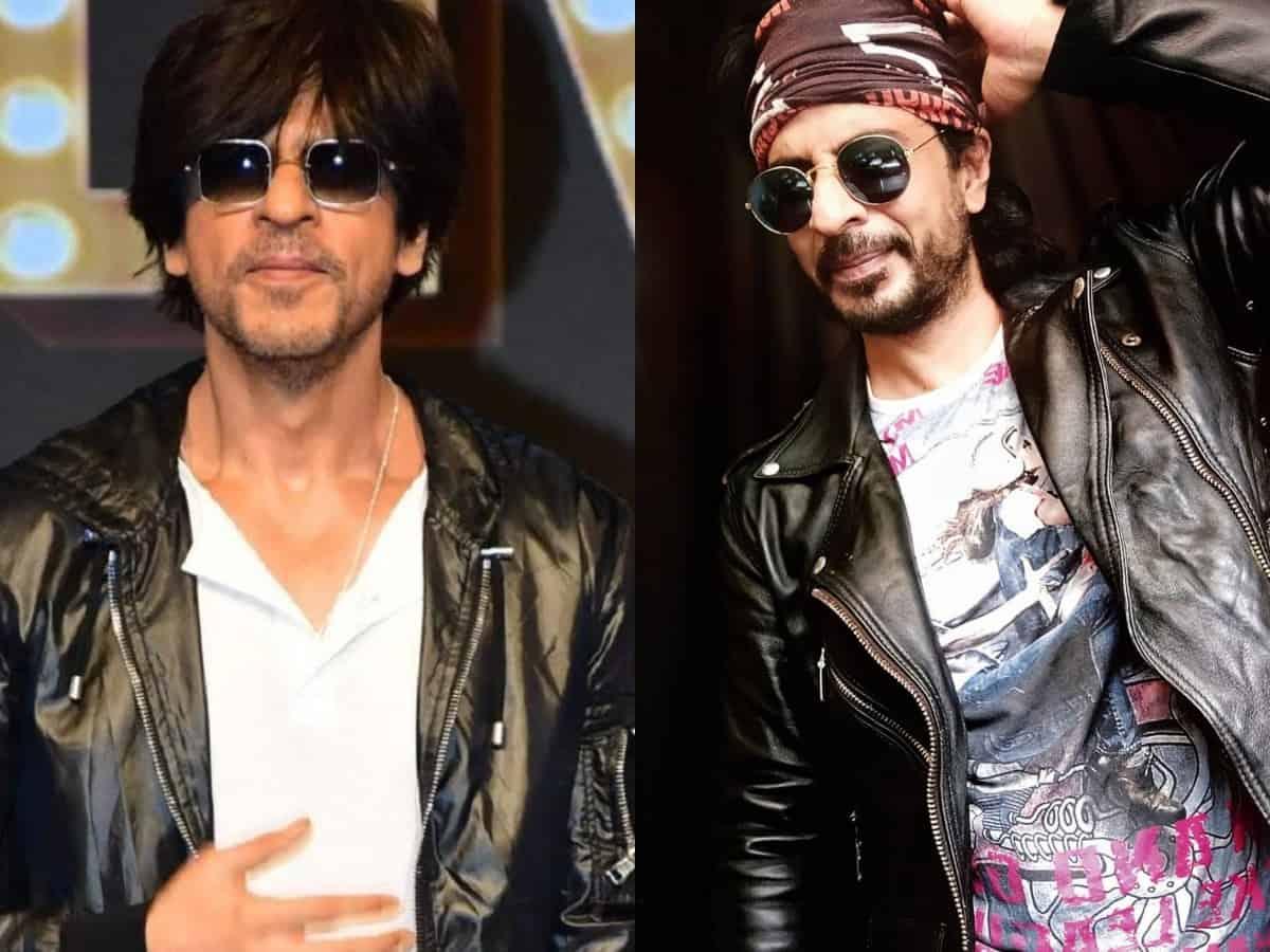 SRK's lookalike Ibrahim Qadri sends internet into frenzy, see pics