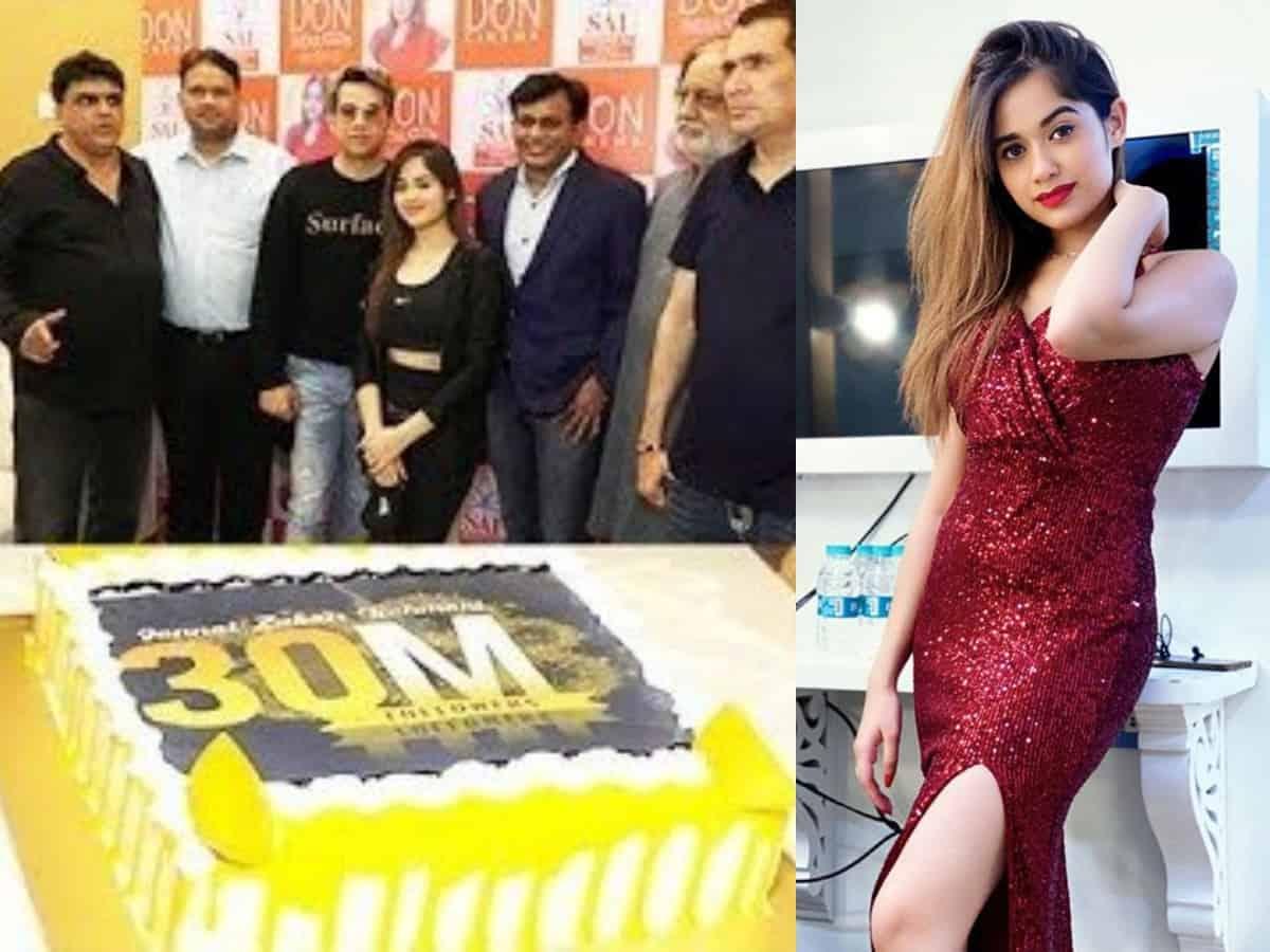 Jannat Zubair celebrates 30M Insta followers with vax drive