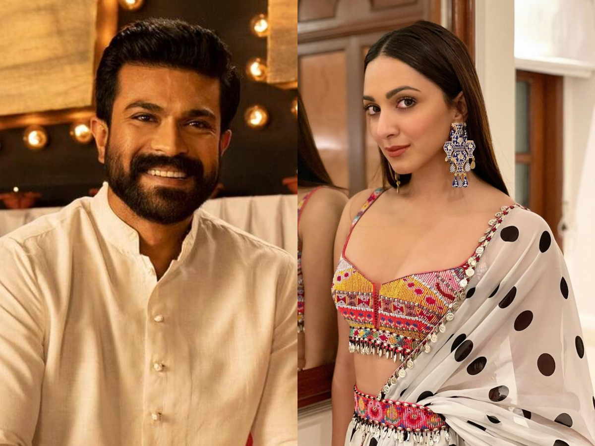 Ram Charan to romance Kiara Advani, details inside