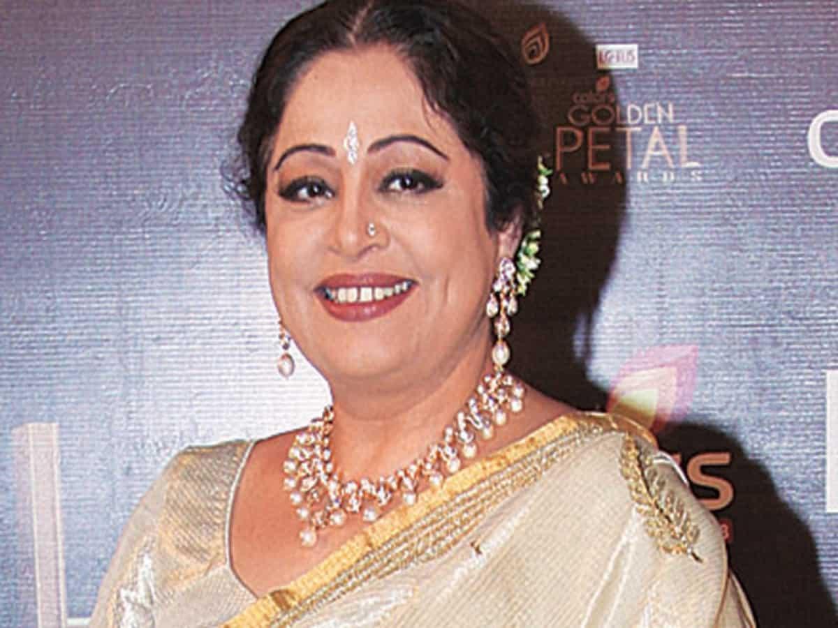Anupam Kher shares lovable birthday post for 'dearest' wife Kirron