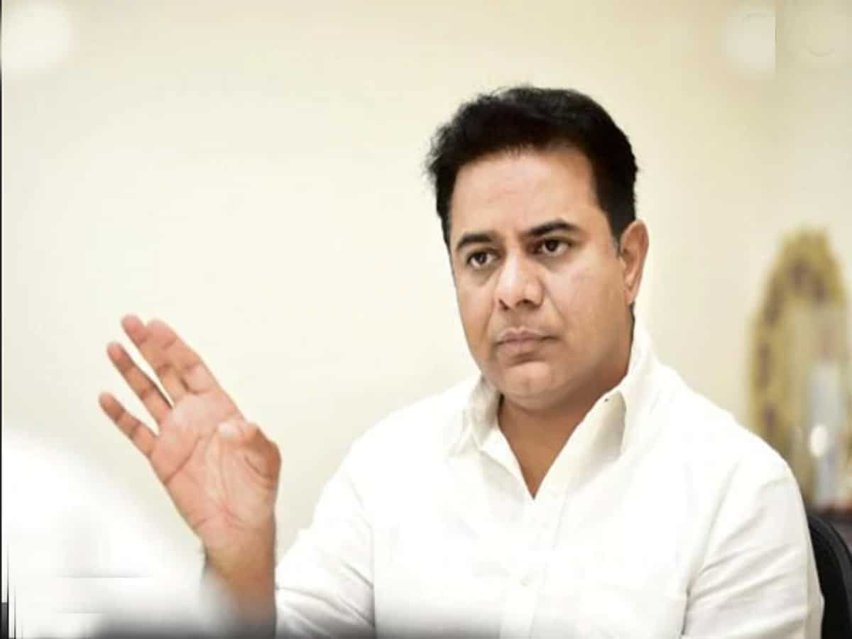 Hyderabad's link roads model for other cities: KTR
