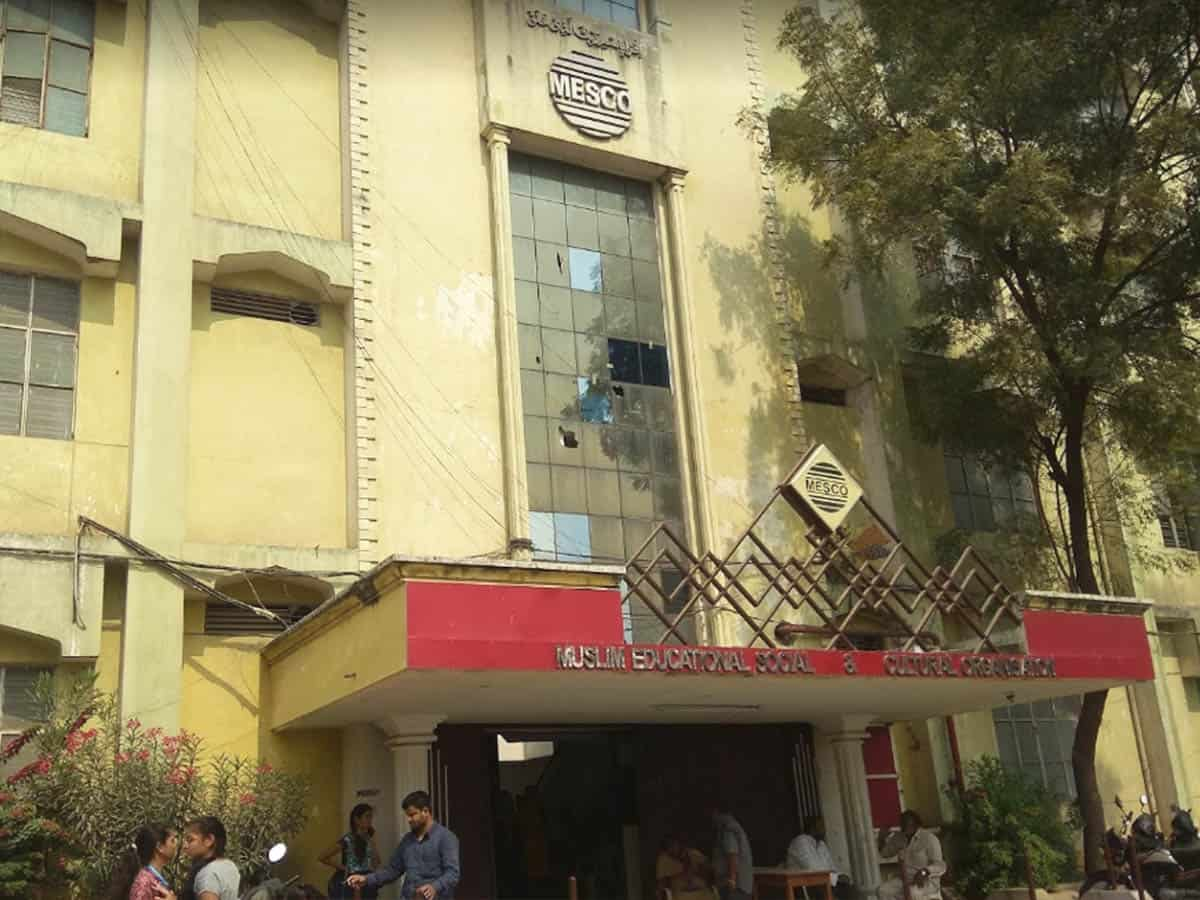 Hyderabad: MESCO College of Pharmacy staff unpaid from 3 months