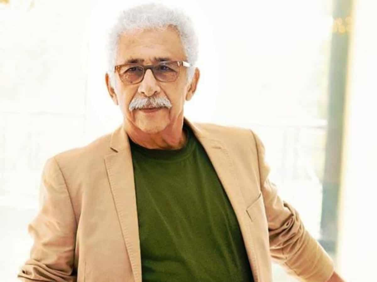 Naseeruddin Shah hospitalized in Mumbai