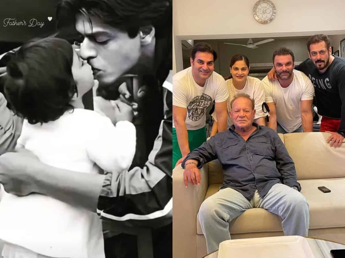Trending photos: Salman Khan's family frame, Kapil Sharma's baby boy's first glimpse & more