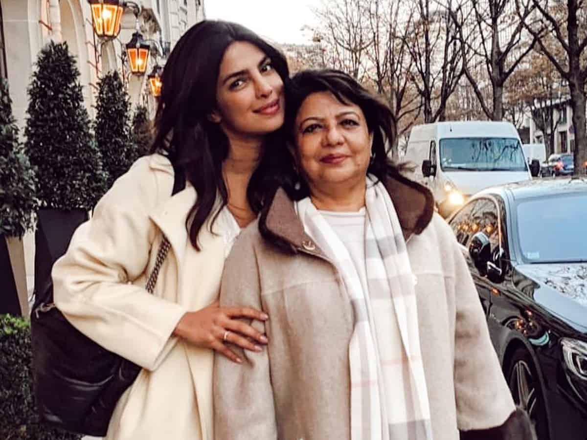 Priyanka misses her mother Madhu Chopra on her birthday