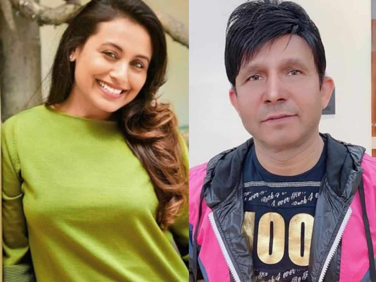 KRK passes nasty comments on Rani Mukherjee, see tweets